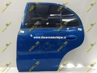 Puerta Trasera Izquierda Sedan*** Hyundai Accent 1994 1995 1996 1997