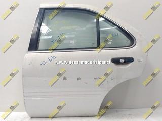 Puerta Trasera Izquierda Sedan*** Nissan Sentra 1996 1997 1998 1999 2000