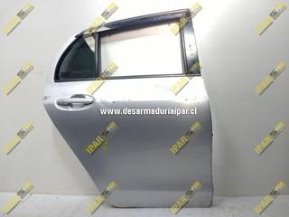 Puerta Trasera Derecha Stw o Sport*** Toyota Yaris Sport 2006 2007 2008 2009 2010 2011 2012