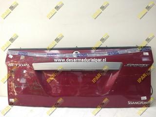 Portalon De Pickup Ssangyong Actyon 2007 2008 2009 2010 2011