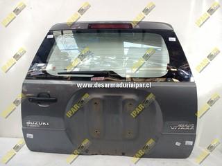 Portalon Con Vidrio Suzuki Grand Vitara 2006 2007 2008 2009 2010 2011 2012 2013 2014 2015 2016 2017 2018
