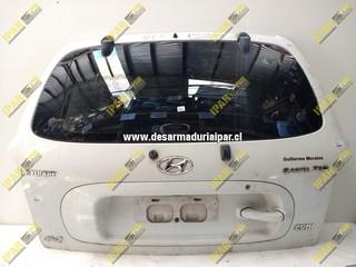 Portalon Con Vidrio Hyundai Santafe 2001 2002 2003 2004 2005