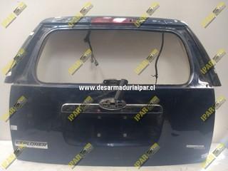 Portalon Lata Ford Explorer 2006 2007 2008 2009 2010 2011