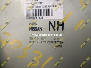 Computador De Motor 4X4 MC A56-S04 NH Nissan XTrail 2002 2003 2004 2005 2006 2007 2008 2009 2010 2011
