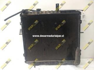 Radiador De Agua Mecanico Kia Sportage 1994 1995 1996 1997 1998 1999 2000 2001 2002 2003