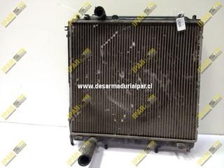 Radiador De Agua Mecanico Hyundai Terracan 2001 2002 2003 2004 2005 2006 2007 2008 2009