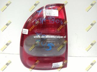 Foco Trasero Izquierdo Sedan Chevrolet Corsa 1998 1999 2000 2001 2002 2003 2004 2005 2006 2007 2008 2009