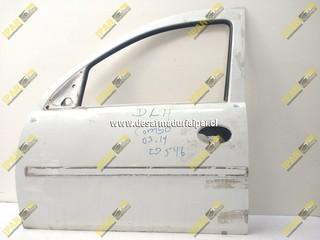 Puerta Delantera Izquierda Chevrolet Combo 2003 2004 2005 2006 2007 2008 2009 2010 2011 2012 2013 2014