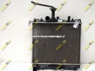 Radiador De Agua Mecanico Suzuki Alto 2003 2004 2005 2006 2007 2008 2009 2010 2011 2012