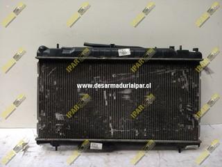 Radiador De Agua Turbo Automatico Subaru Legacy 2000 2001 2002 2003
