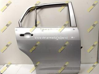 Puerta Trasera Derecha Sedan*** Nissan Tiida 2004 2005 2006 2007 2008 2009 2010 2011 2012 2013 2014 2015 2016 2017