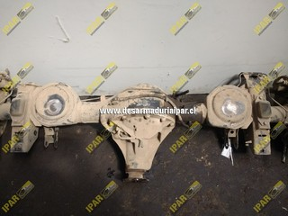 Tren (Yugo) Trasero Con Diferencial 4X4 3.0 Con ABS Mitsubishi Montero Sport 1998 1999 2000 2001 2002 2003 2004 2005 2006 2007 2008