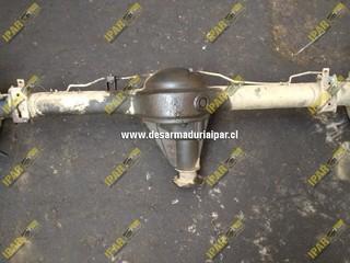 Tren (Yugo) Trasero Con Diferencial 4x4 2.5 Con ABS Chevrolet Dmax 2006 2007 2008 2009 2010 2011 2012 2013 2014