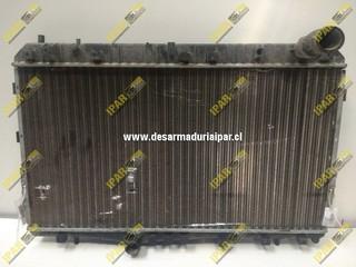 Radiador De Agua Mecanico Chevrolet Optra 2003 2004 2005 2006 2007 2008 2009 2010 2011 2012 2013 2014