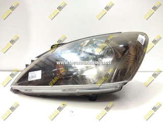 Optico Izquierdo Fondo Negro Mitsubishi Lancer 2004 2005 2006 2007 2008 2009 2010 2011 2012