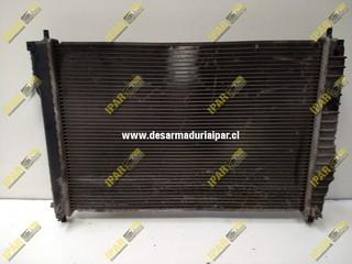 Radiador De Agua Mecanico Sin Aire Chevrolet Aveo 2007 2008 2009 2010 2011 2012 2013 2014 2015 2016