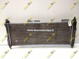 Radiador De Agua Mecanico Chevrolet Corsa 2010 2011 2012 2013