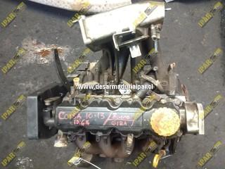 Motor Bencinero Block Culata 1.6 Chevrolet Corsa 2010 2011 2012 2013