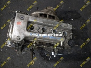 Motor Bencinero Block Culata 1.8 Modelo 1ZZ Toyota Corolla 2004 2005 2006 2007 2008