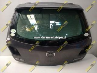 Portalon Con Vidrio Mazda 3 2003 2004 2005 2006 2007 2008