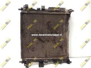 Radiador De Agua Mecanico Ssangyong Actyon 2007 2008 2009 2010 2011