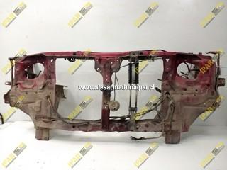 Frontal Lata Nissan Terrano 2002 2003 2004 2005 2006 2007 2008 2009 2010 2011 2012 2013 2014 2015 2016