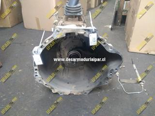 Caja Cambio Mecanica 4x4 2.5 Toyota Hilux 2007 2008 2009 2010 2011 2012 2013 2014 2015