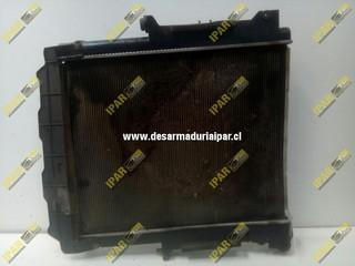 Radiador De Agua Mecanico Mitsubishi Montero Sport 2010 2011 2012 2013 2014 2015 2016