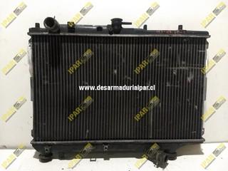 Radiador De Agua Mecanico Mazda 323 1990 1991 1992 1993 1994 1995 1996 1997
