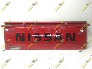 Portalon De Pickup Bencinero Nissan Terrano 2002 2003 2004 2005 2006 2007 2008 2009 2010 2011 2012 2013 2014 2015 2016