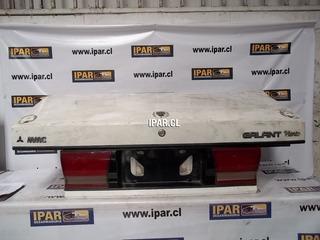 Maleta Mitsubishi Galant 1989 1990 1991 1992