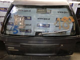 Portalon Con Vidrio Subaru Legacy 1990 1991 1992 1993 1994